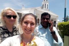 father Naresh, nasz koordynator