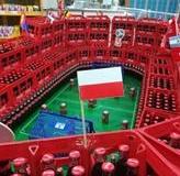 Akcent polski w supermarkecie.